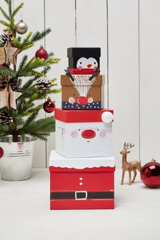 Christmas Storage Boxes