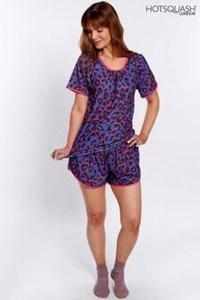 HotSquash Jersey Shorts Pyjama Set