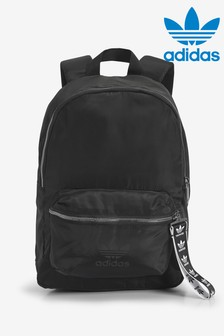 adidas Originals Black Tag Nylon Backpack