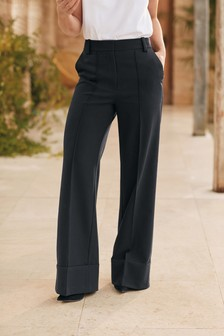Emma Willis High Waist Wide Leg Trousers