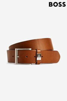 BOSS Brown Connio Belt