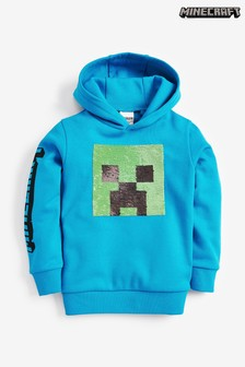 Minecraft Sequin Hoody (4-14yrs)