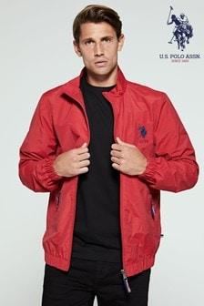 U.s. Polo Assn. Zip-through Funnel Neck Jacket (370551) | $97