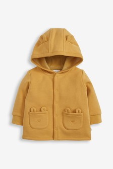 Cosy Fleece Bear Jacket (0mths-3yrs)