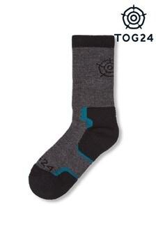 Tog 24 Blue Dunford Merino Treck Socks