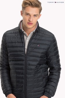 Tommy Hilfiger Black Core Packable Down Jacket
