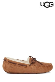 UGG Chestnut Dakota Slippers