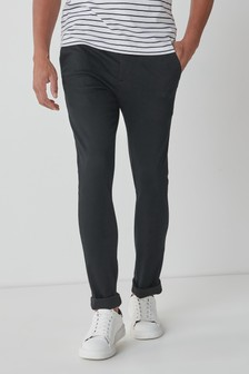 Motion Flex Soft Touch Chino Trousers