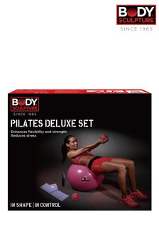 Body Sculpture Pilates Deluxe Set With DVD