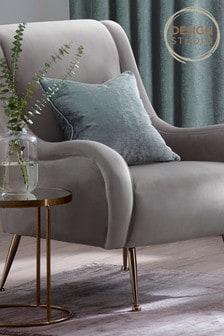 Design Studio Duck Egg Langley Cushion