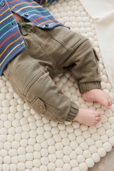 Cargo Trousers (0mths-2yrs)