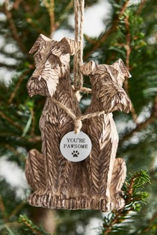 Digby and Dorris Hanging Decoration