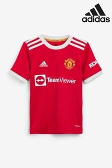 قميص كرة قدم مباراة العودة Manchester United 21/22 من adidas