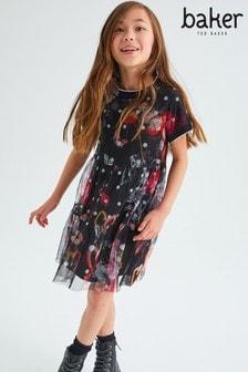 فستان شبكي منBaker by Ted Baker
