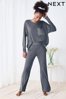 Wide Leg Pyjamas