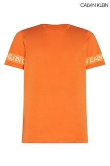 Calvin Klein Orange Active Icon T-Shirt