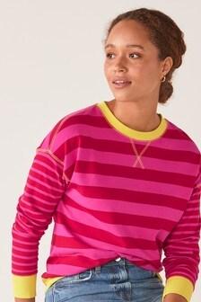 Stripe Sweatshirt (379625) | $47