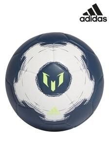 كرة قدم صغيرة Messi زرقاء من adidas
