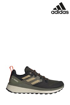 adidas Terrex Grey Folgian Hiker Trainers