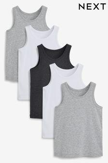 5 Pack Vests (1.5-16yrs) (380892)   $16 - $20