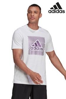 Футболка adidas с рисунком