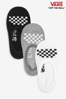 Lot de trois paires de chaussettes assorties Vans femme