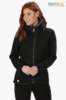 Regatta Talya Faux Fur Collar Full Zip Fleece