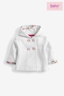 Стеганая куртка Baker by Ted Baker (для новорожденных девочек)
