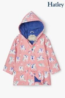 Hatley Magical Pegasus Colour Changing Raincoat