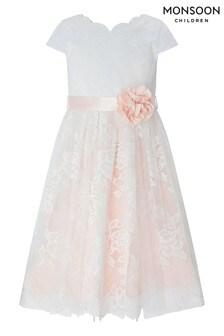 Monsoon Artoise Lace Dress