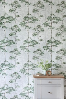 Paste The Wall Woodland Grove Wallpaper