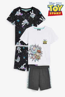 2 Pack Disney™ Toy Story Short Pyjamas (9mths-8yrs)