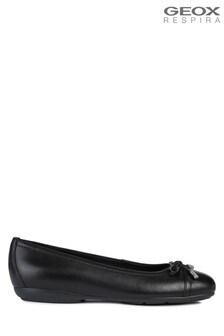 Geox Women's Annytah Black Shoes