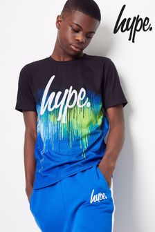 Hype. Glitch Drip T-Shirt