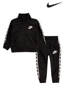 חליפת ספורט של Nike לפעוטות עם דיטייל פס