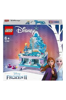 LEGO® Disney™ Frozen 2 Elsa's Jewellery Box Creation Set 41168