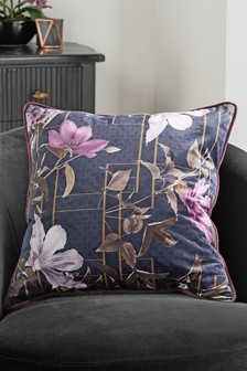 Eliza Digital Floral Cushion