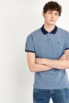 GANT 4-farbeiges Oxford-Poloshirt aus Pikee