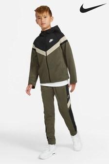 Nike Trainingsanzug aus Webmaterial