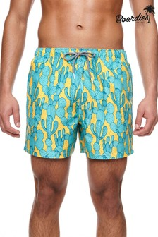 Boardies Dry Heat Mid Length Swim Shorts