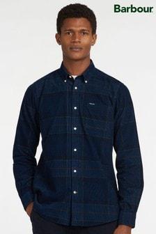 Barbour® Blair Micro Cord Tartan Shirt