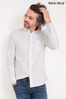 White Stuff White Beaumont Oxford Shirt