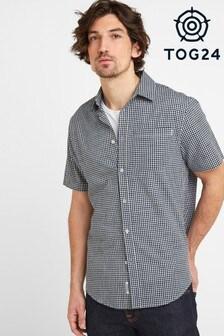 Tog 24 Multicoloured Oswald Mens Check Shirt