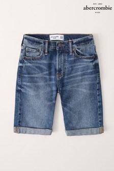 Abercrombie & Fitch Denim-Shorts