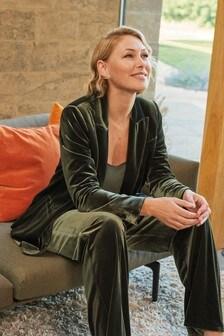 Emma Willis Velvet Jacket