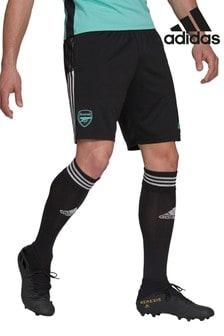 adidas Black Arsenal Training Shorts