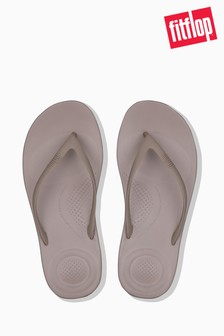 FitFlop™ Mink Iqushion Ergonomic Flip Flops