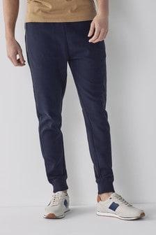 織紋慢跑運動褲