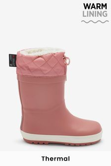 Thinsulate Warm Lined Cuff Wellies