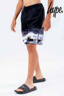 Hype. Camo Fade Swim Shorts